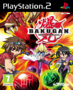Cover of Bakugan Battle Brawlers