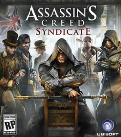Cover of Assassin's Creed: Syndicate