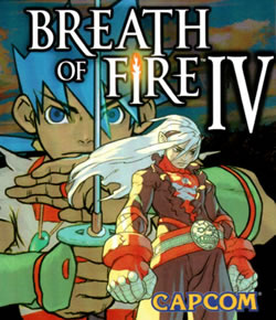 Cover of Breath of Fire IV