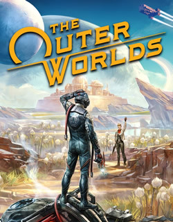Cover of The Outer Worlds