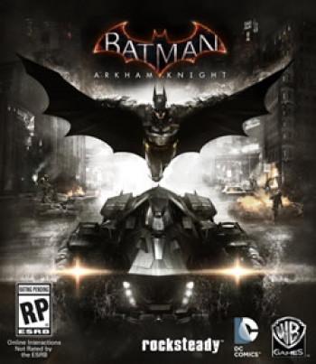 Cover of Batman: Arkham Knight