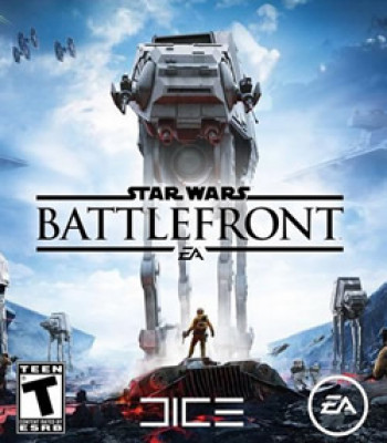 Cover of Star Wars Battlefront