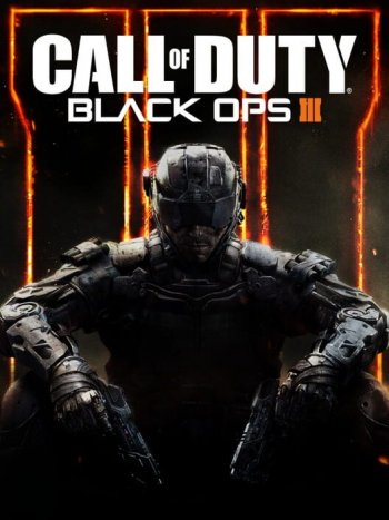Cover of Call of Duty: Black Ops III