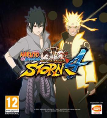 Cover of Naruto Shippuden: Ultimate Ninja Storm 4