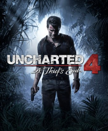 Cover of Uncharted 4: A Thief's End