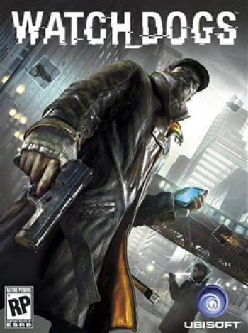 Cover of Watch_Dogs