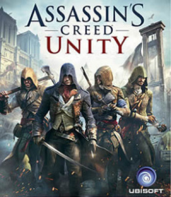 Cover of Assassin's Creed: Unity