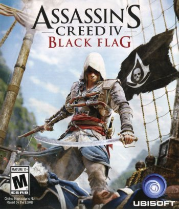 Cover of Assassin's Creed IV: Black Flag