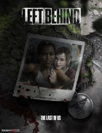 Cover of The Last of Us: Left Behind