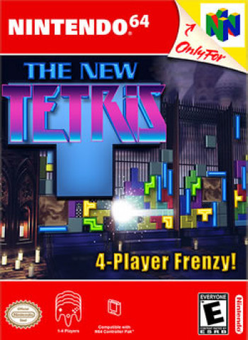 Cover of The New Tetris