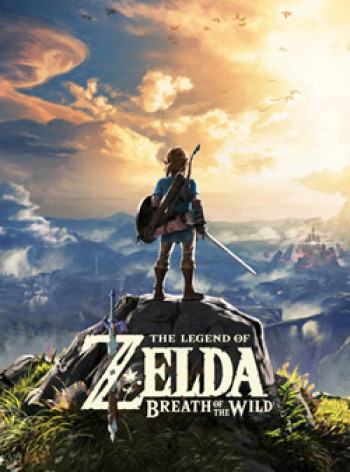 Cover of The Legend of Zelda: Breath of the Wild