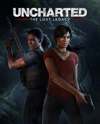 Cover of Uncharted: The Lost Legacy
