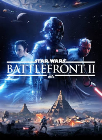 Cover of Star Wars Battlefront II