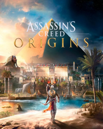 Cover of Assassin's Creed Origins