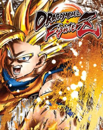Cover of Dragon Ball FighterZ