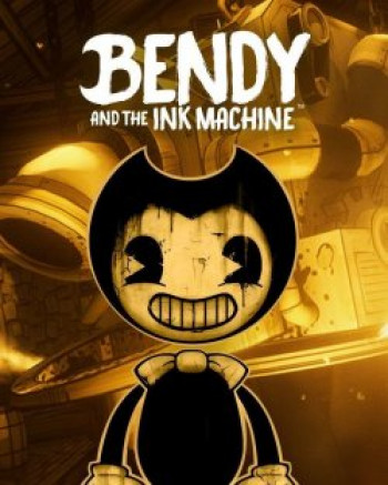 Cover of Bendy and the Ink Machine