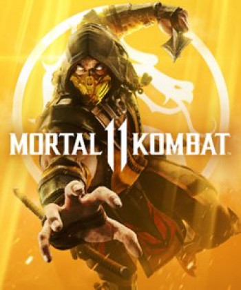 Cover of Mortal Kombat 11