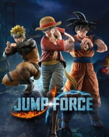 Cover of Jump Force