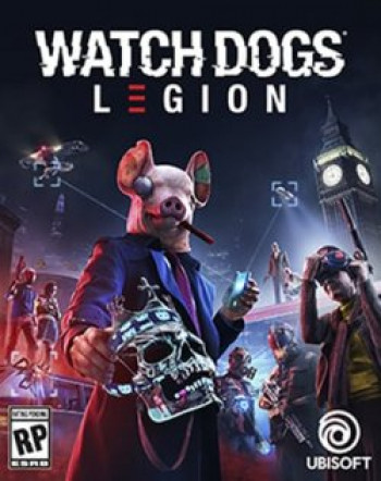 Cover of Watch Dogs: Legion