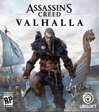 Cover of Assassin's Creed Valhalla
