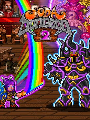 Cover of Soda Dungeon 2