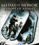 Cover of Medal of Honor: European Assault
