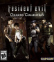 Cover of Resident Evil Origins Collection