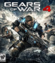 Cover of Gears of War 4